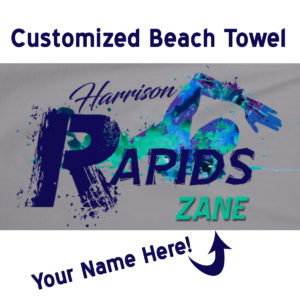 Beach Towel Square